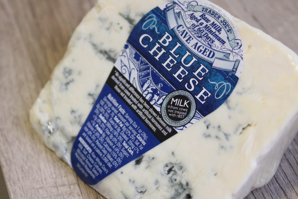 Trader Joe's Cave Aged Bleu Cheese